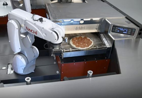 Pizza Hut Will Enlist Robots in Quest to Slice Delivery Times