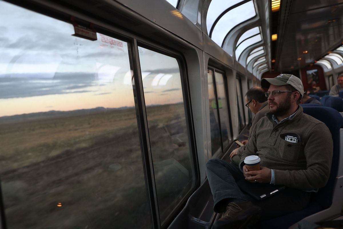 The Amtrak That Works, and the Amtrak That Doesn't