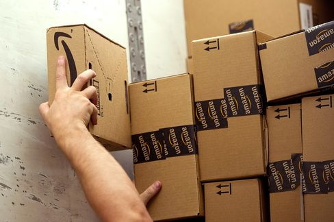 Amazon Beats Toys 'R' US to Kmart With Most Toys Online