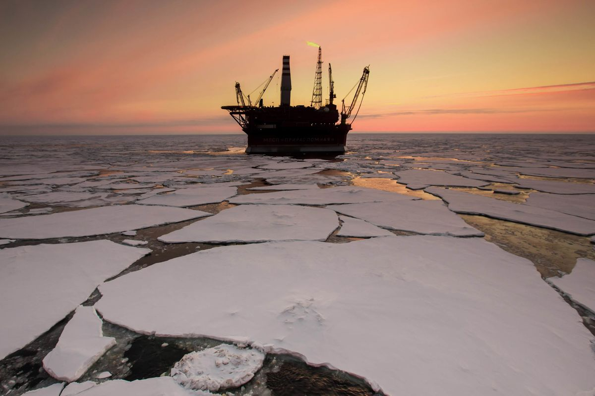 Russia Can Wait for $70 Oil Before Re-Entering Arctic Waters