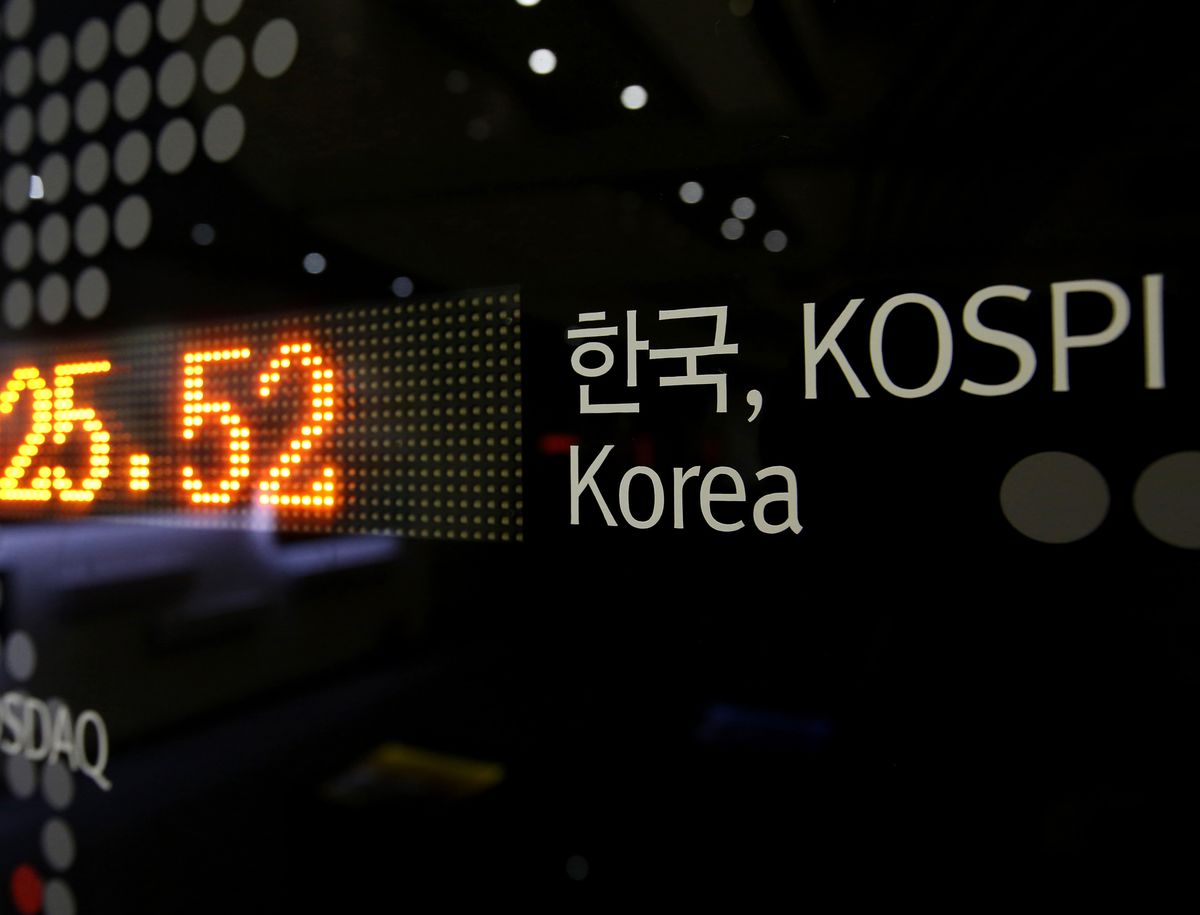 Foreign Investors Dominate Short Sellers After Korea Lifts Ban