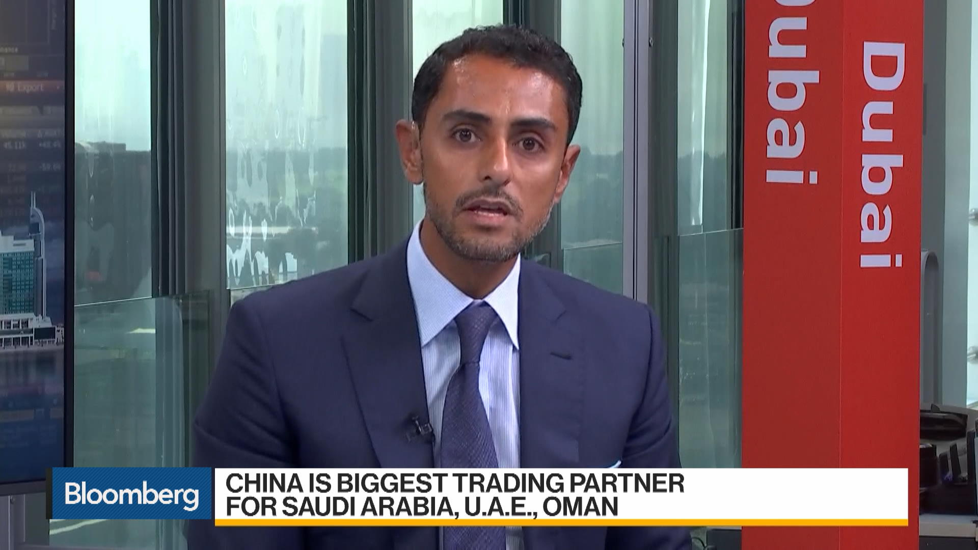 Ahmed Badr, Head of Equities for Middle East, North Africa at Credit Suisse, on Stocks