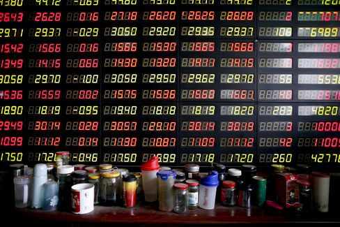 China Stocks Rise to 3-Month High, Led by Consumer