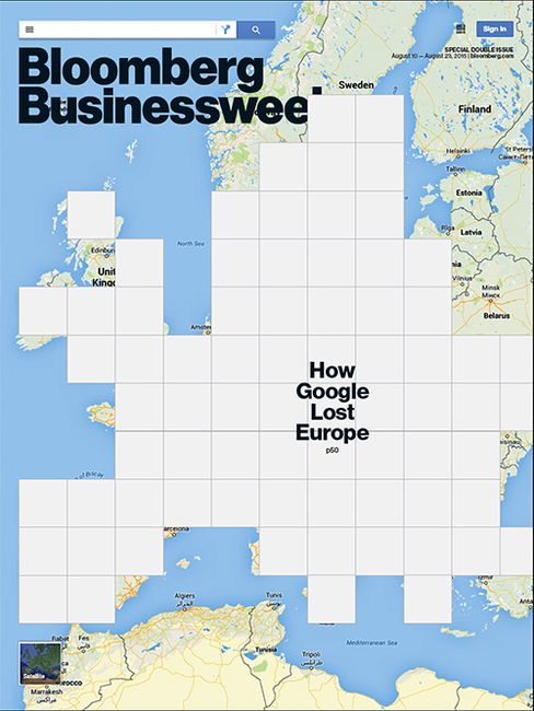 Featured in Bloomberg Businessweek, August 10-23, 2015. Subscribe now.