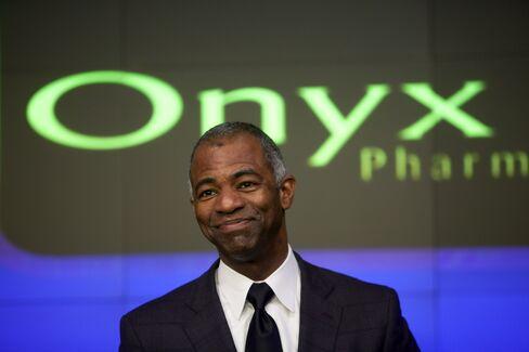 Onyx CEO Tony Coles