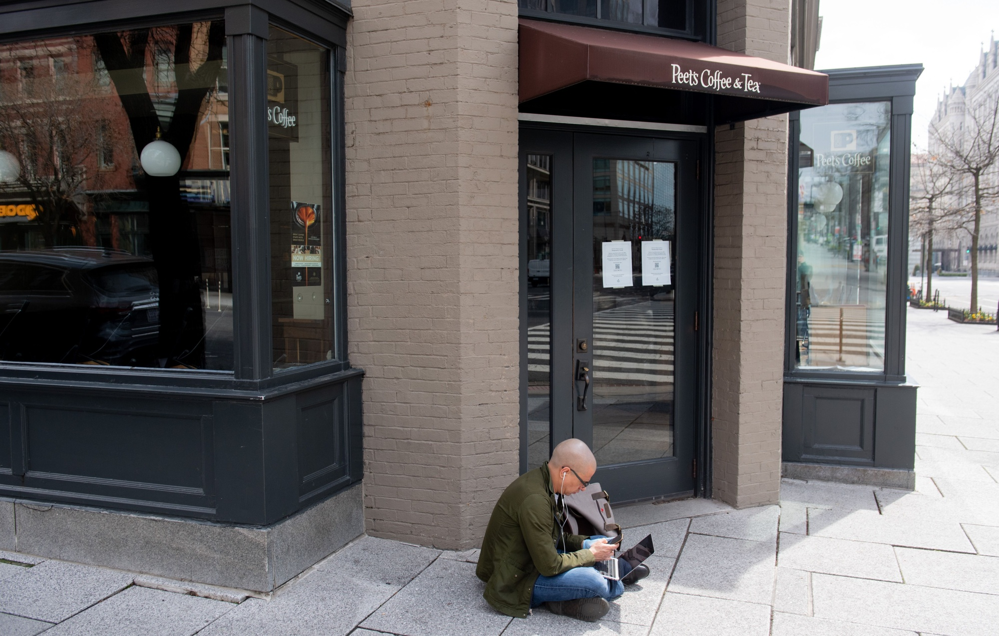 When coffeeshops shuttered due to coronavirus restrictions in March 2020, many patrons lost more than just free WiFi.