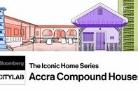 relates to Inside the History of Accra's Communal Compound Houses