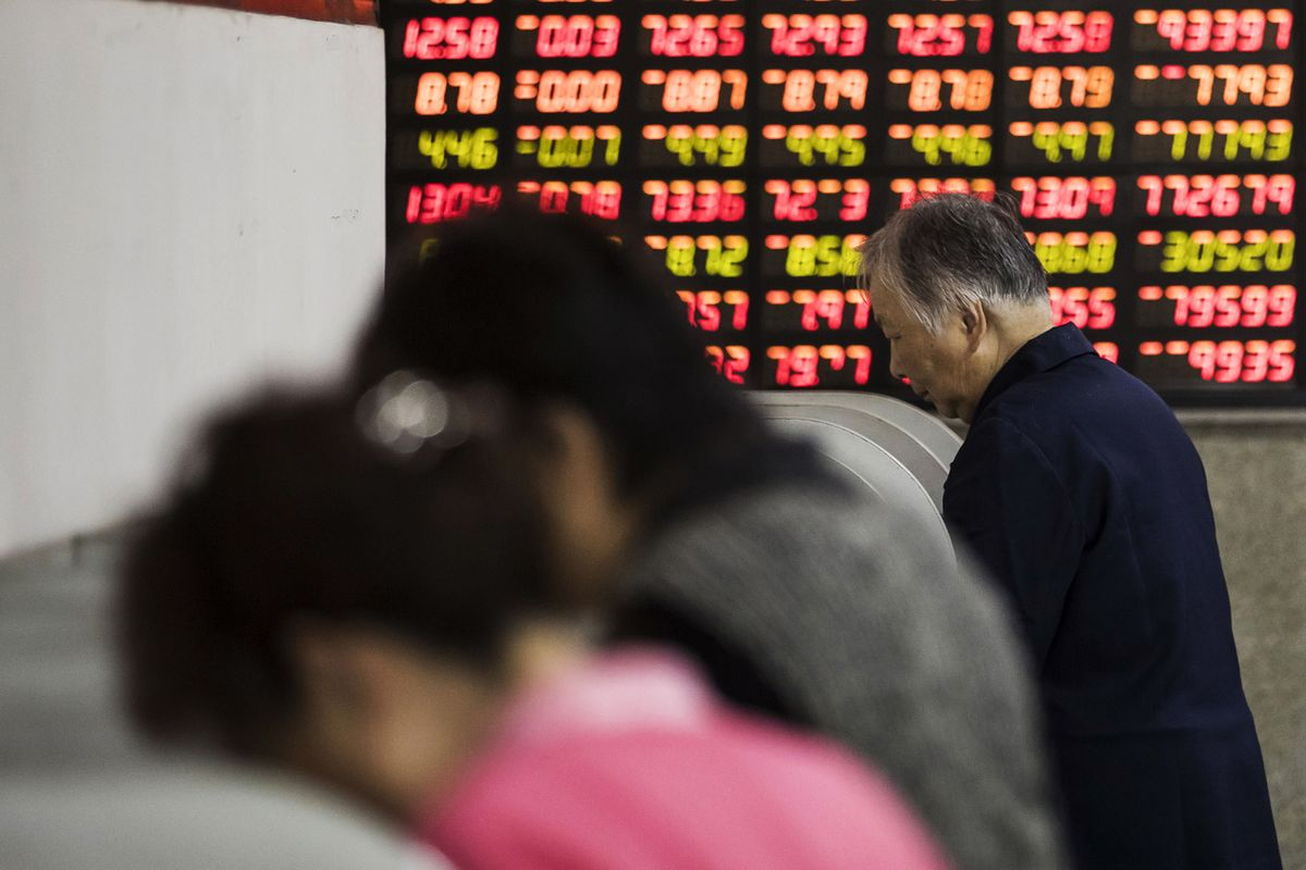 bloomberg.com - 'There's No Way I Can Lose': Inside China's Stock-Market Frenzy