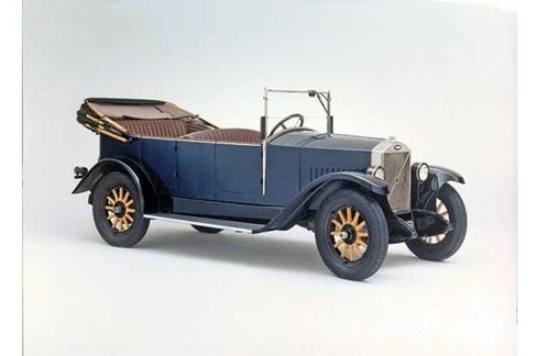 1927First Volvo is made