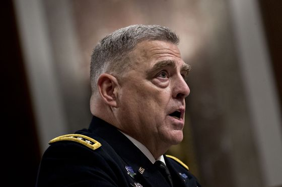 China Poses Top Threat for Decades Ahead, Top U.S. General Says