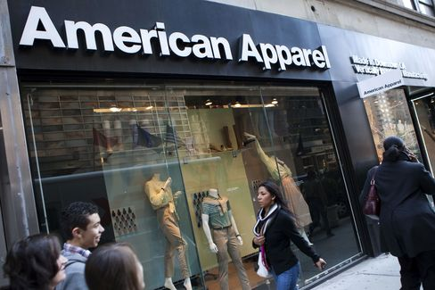American Apparel in Talks to Replace Third of Board