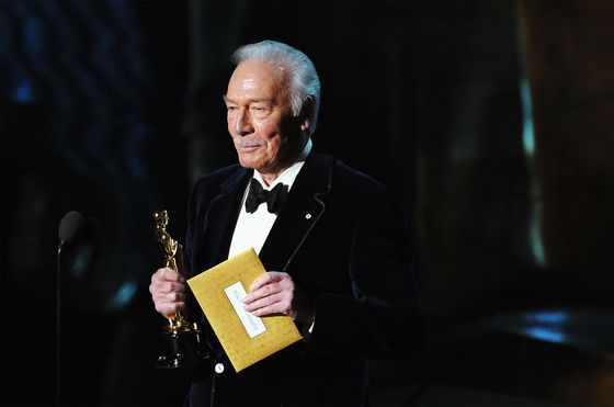 Christopher Plummer, Oldest Oscar Winner in His 80s, Dies at 91