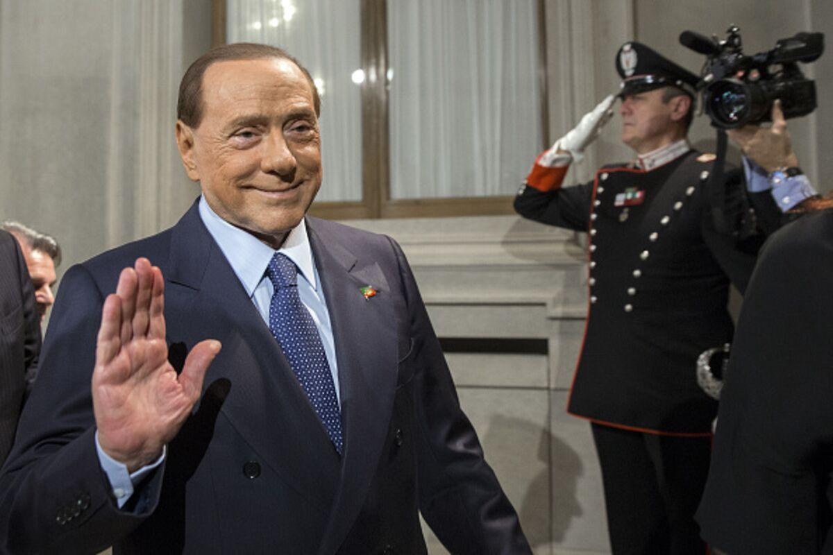 H Ιταλία ερωτεύεται τον Berlusconi -ξανά