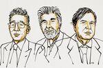 Syukuro Manabe, Klaus Hasselmann and Giorgio Parisi.