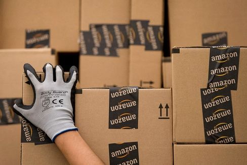 Amazon's Grand Plan to Avoid Holiday Delivery Snafus Again