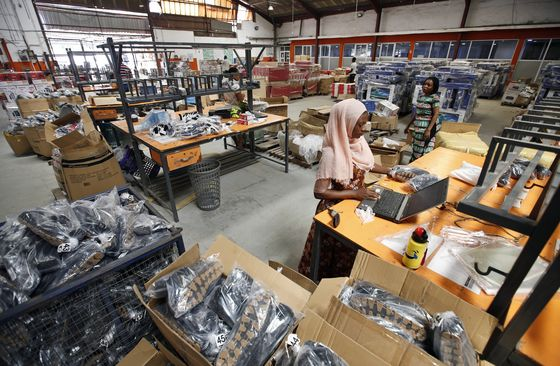 Jumia Sees Startup Rivals Competing for Africa Online Sales