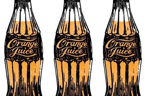 Coke Engineers Its Orange Juice???With an Algorithm