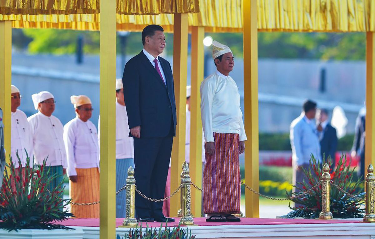 China and Myanmar's Latest Sign of Improving Relations