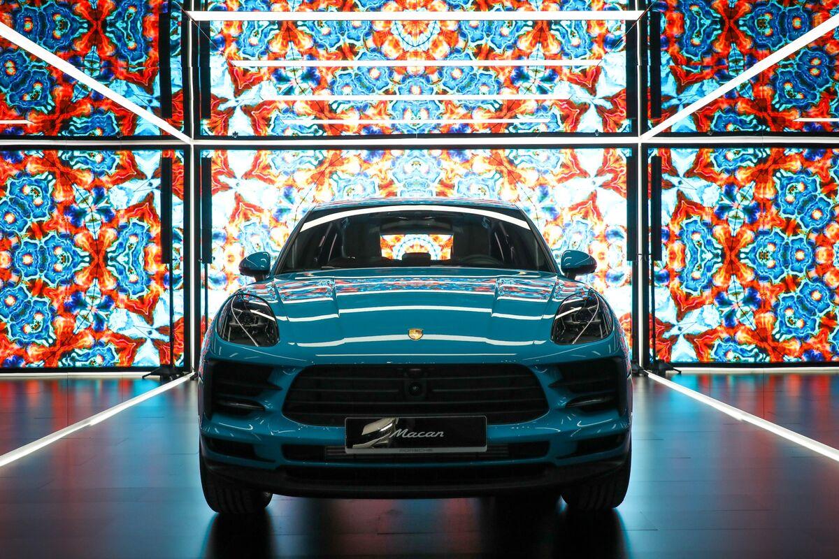Sparklines: Don't Look for Disruption in a Porsche
