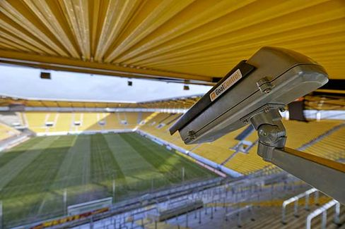 GoalControl camera