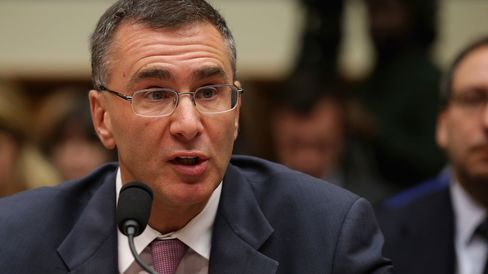 Massachusetts Institute of Technology Economics professor Jonathan Gruber testifies before the House Oversight and Government Reform Committee about his work on the Affordable Care Act in the Rayburn House Office building on Capitol Hill December 9, 2014 in Washington, DC