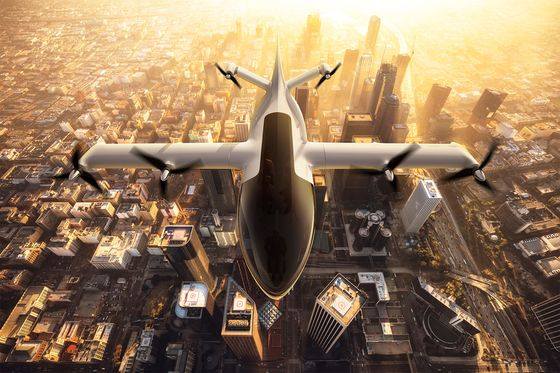 Denso, Honeywell Join to Make Motors for New Electric Aircraft