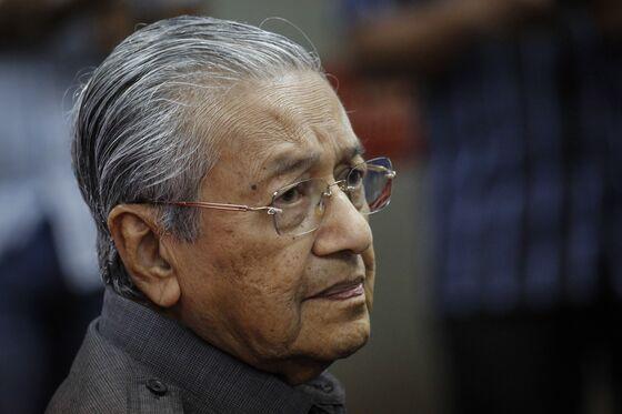 Malaysia Was 'Cheated' by Goldman Sachs, Mahathir Tells CNBC