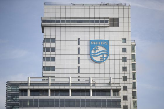 Philips Courts Asian Rivals, PE Firms on Appliance Sale