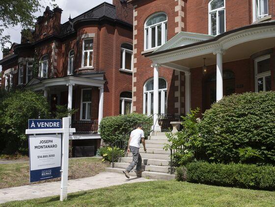 Trudeau Tightens Up Mortgages After Macklem Sounds Housing Alarm