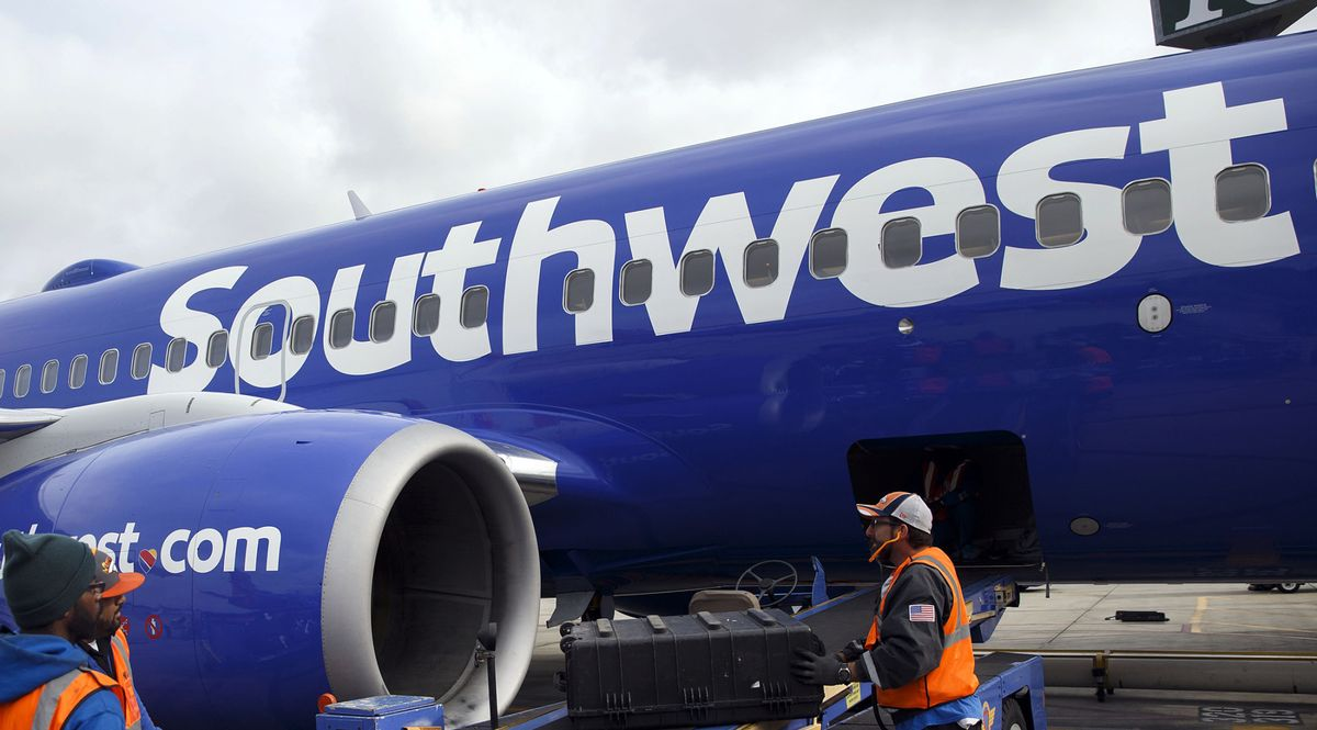 Southwest Completes Engine Inspections Without Finding Problems - Bloomberg