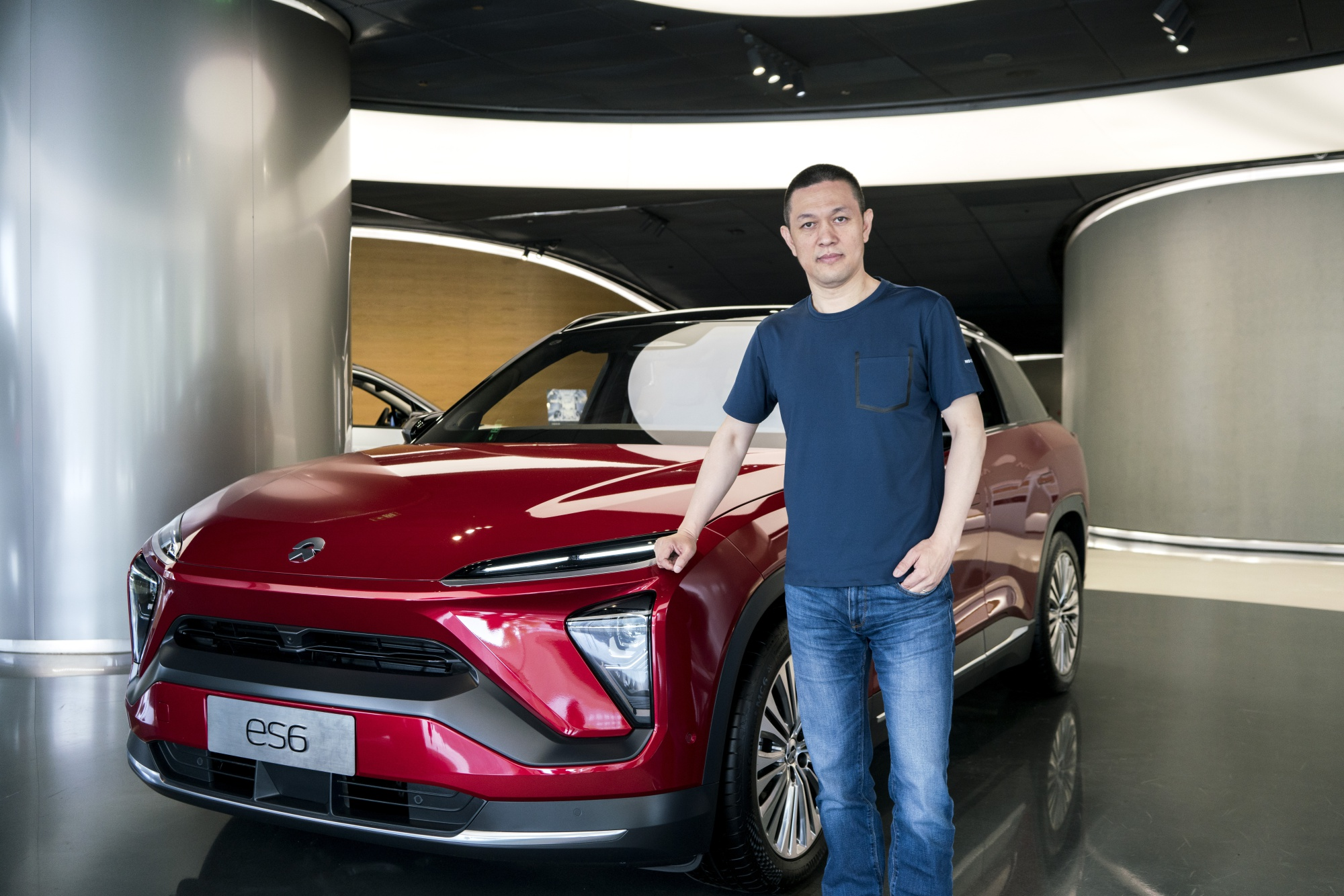 Nio Inc., The Tesla Wannabe of China, Brushes Off Stock Rout as Sales Slide