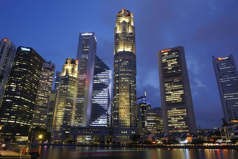 Commercial Buildings in Singapore