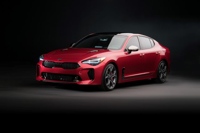 Kia Motors announces it's new GT- The Stinger