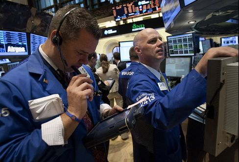 Stocks Advance With Commodities on Stimulus Bets