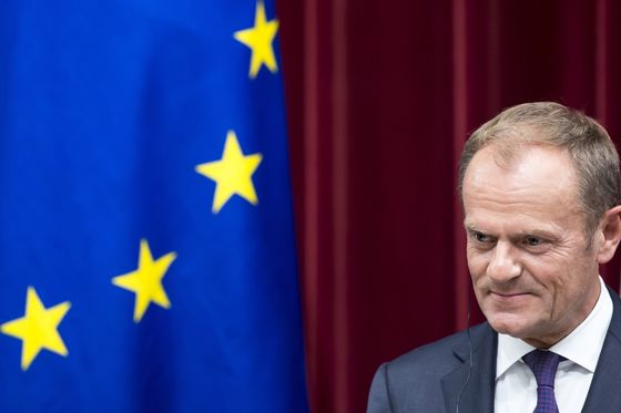 EU Chiefs to Map Out Post-Brexit Vision This Week, Tusk Says