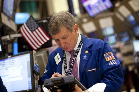 U.S. Stock Market Near a 'Significant' Top