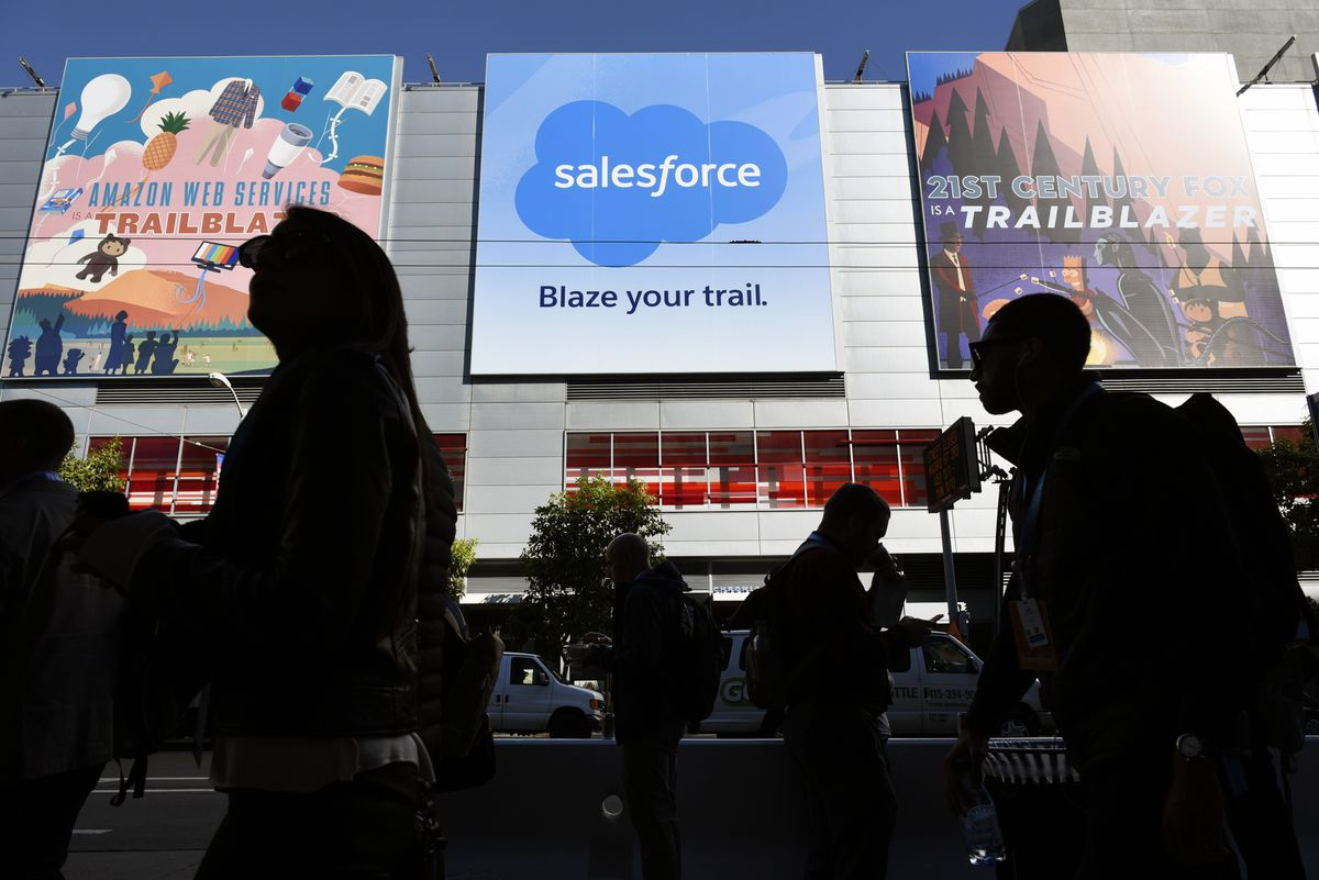 Salesforce Boosts Revenue on New Products, Global Expansion