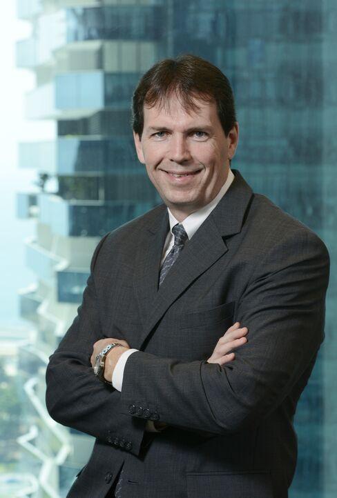 Scotiabank Senior VP of International Banking Brendan King