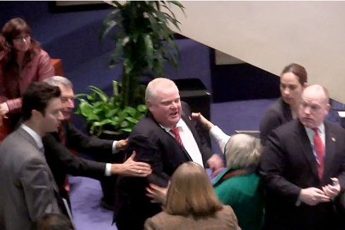 The Rise of the Rob Ford Idiocy-Industrial Complex