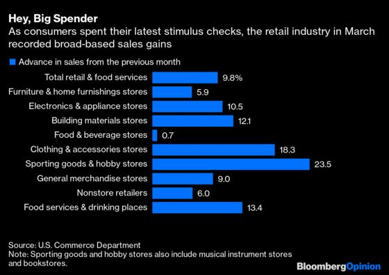 For a Brief Moment, Everybody Wins in Retail