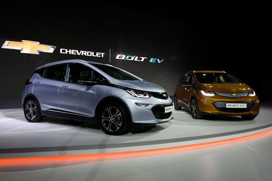 GM Recalls Chevrolet Bolt EVs Again Following Battery Fires
