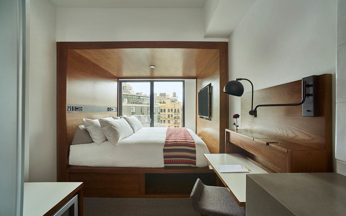 You Can Now Rent Hotel Rooms by the Minute