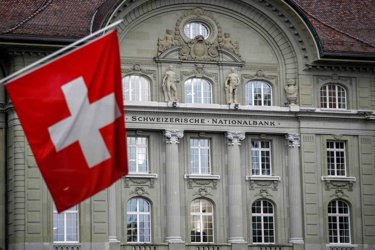 Switzerland Has a New Way to Impose World's Lowest Interest Rate