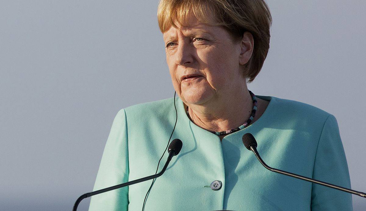 Merkel Nuclear-Tax Blunder Returns to Haunt Her in Election Year