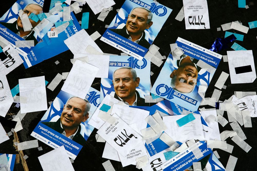 Netanyahu's Likud Party Preparing for Possible Repeat Elections