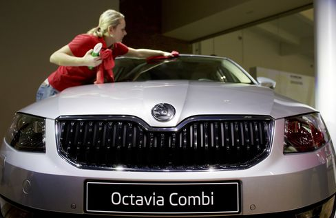 Skoda Auto Sees New Models Pushing Growth Against Europe Decline
