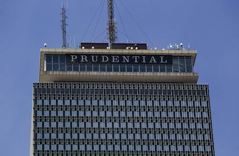 Prudential Sees 19% Return on Equity Outside U.S. in 2013