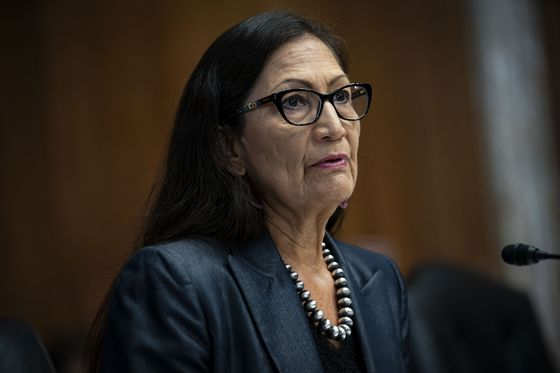 Interior's Haaland Hints at Limits on Fossil Fuel Extraction