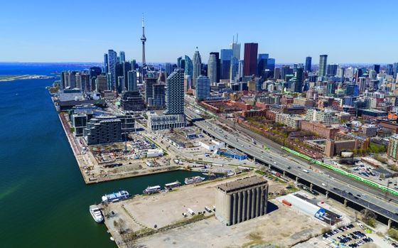Alphabet's 'City of the Future' to Move Forward in Toronto
