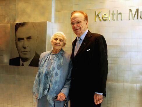 Elisabeth Murdoch, Philanthropist Mother of Rupert